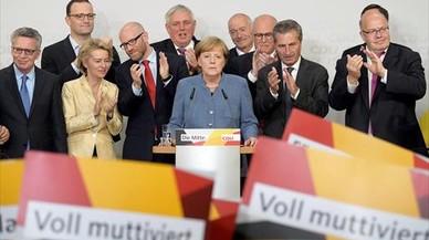 Merkel y cierra Europa