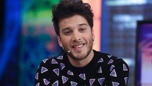 """A la abuela de Blas Cantó no le gusta su canción para Eurovisión: """"Él da más de sí"""""""