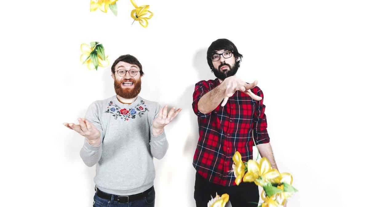 Quique Peinado y Manuel Burque saltan a la radio para presentar 'Buenismo bien' en la SER