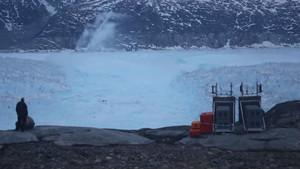 Captura del vídeo grabado por la Universidad de Nueva York
