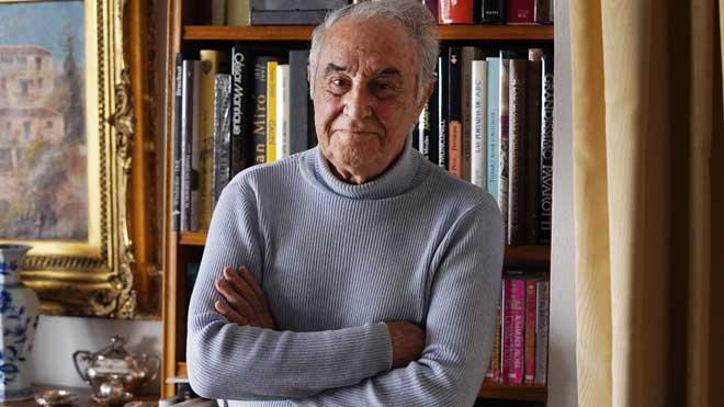 José María Carrascal: «Vaig trencar motllos i a la gent li va fer gràcia»