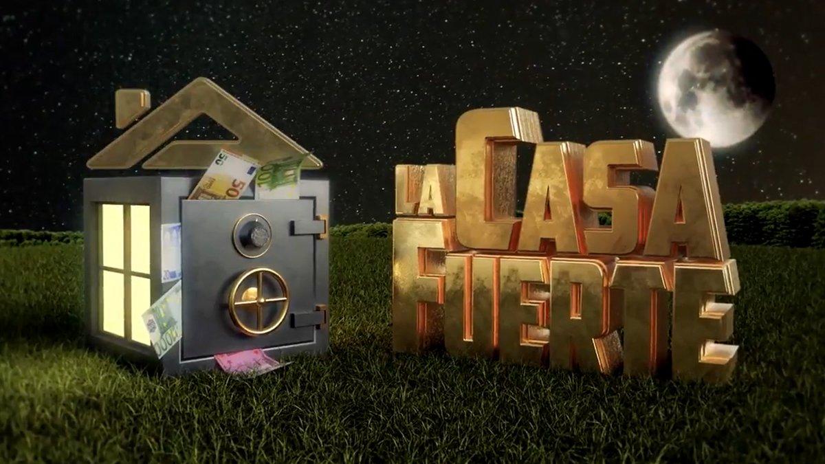 Telecinco ya promociona 'La casa fuerte', que anunciará sus primeros concursantes este jueves