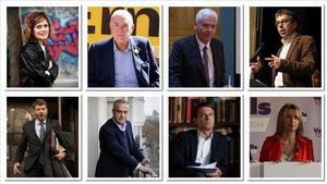 Los candidatos a las municipales en Barcelona que cambiaron de partido