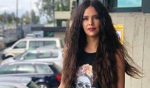 """La foto de Cristina Pedroche en un día con la regla: """"Me veo feísima, hinchada"""""""