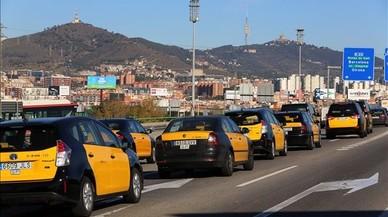Taxistes de totes les ciutats convoquen una gran protesta a Madrid el 30 de maig