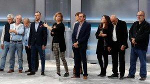 El realizador del debate a cinco organizado por la Academia TV, despedido de Telemadrid