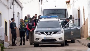 Detenido Bernardo Montoya, exconvicto y vecino de Laura Luelmo, como sospechoso del asesinato.