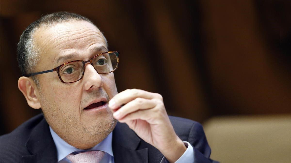 El director de Enfermedades Transmisibles de la oficina de la OMS para las Américas, Marcos Espinal.