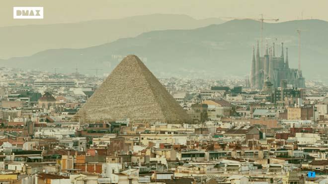 El canal DMaxcelebra este sábado 'El día de Egipto'.