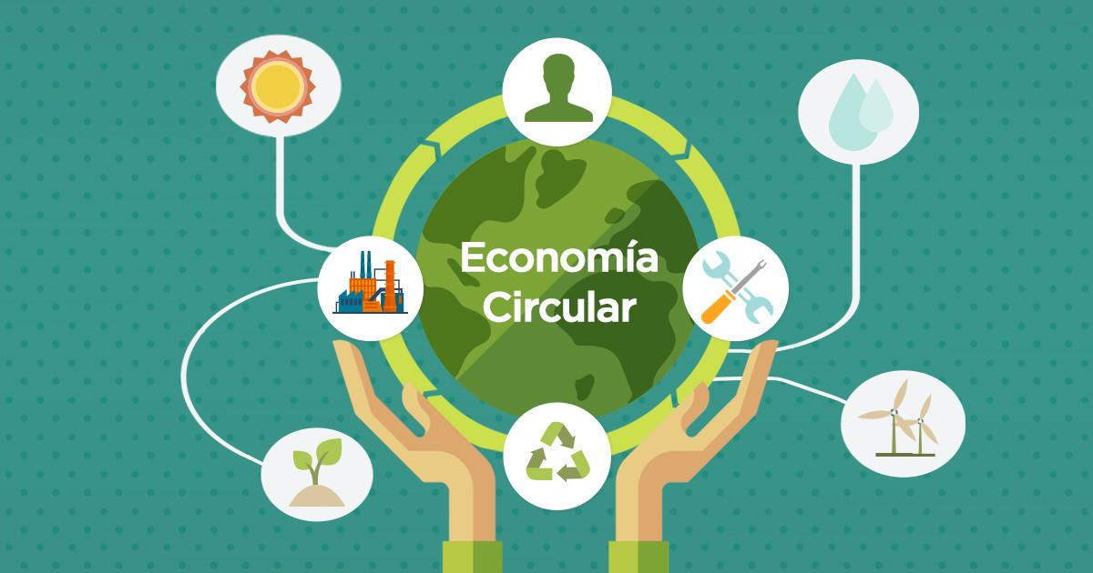 Estructura de la economia circular.