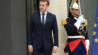 El reformismo de Macron, a prueba