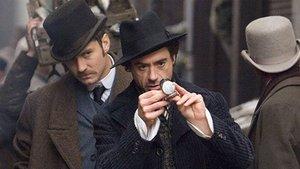 Escena de 'Sherlock Holmes'.