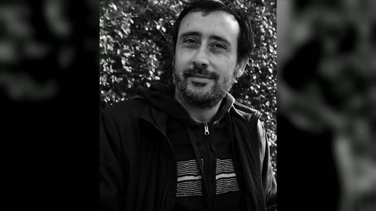 El escritor Adrià Pujol Cruells.