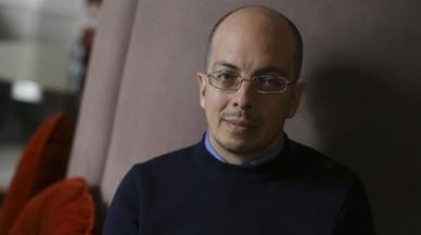 Jorge Volpi, premio Alfaguara por 'Una novela criminal'