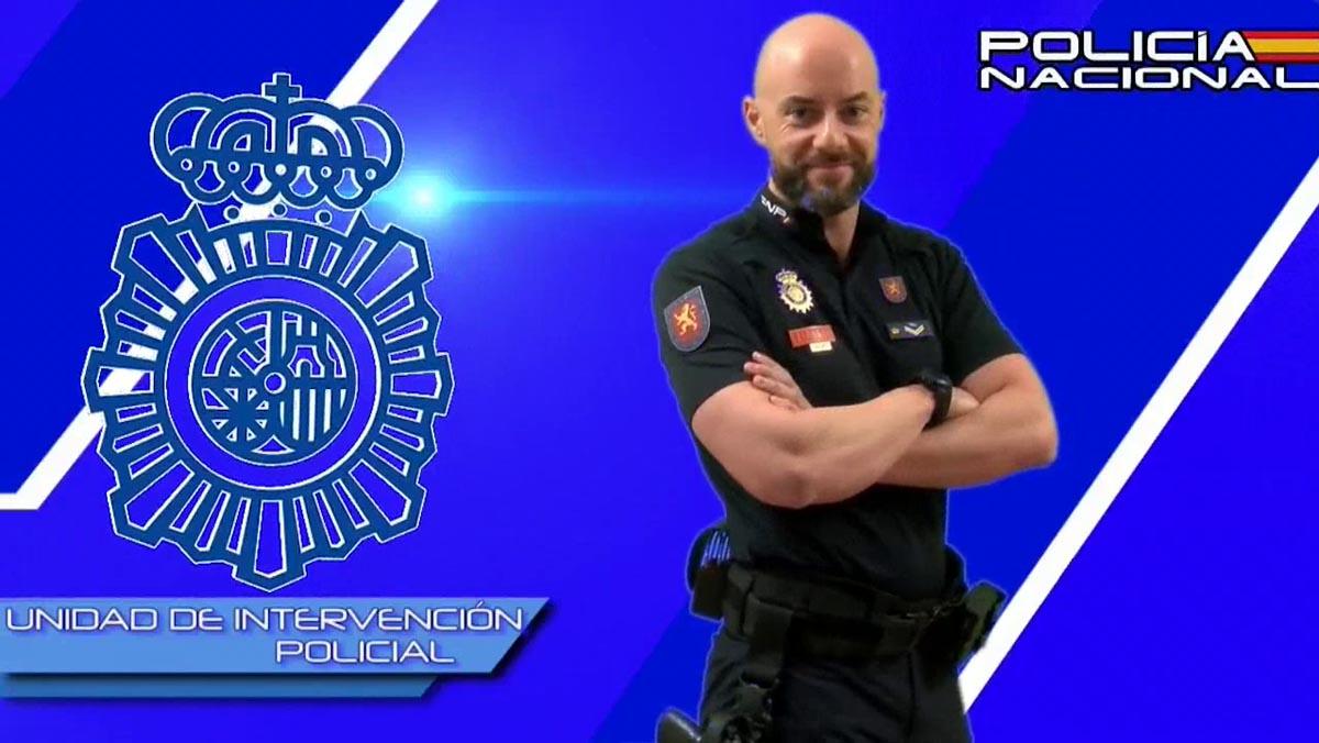 Este es el equipo de policías nacionales que velan por la seguridad de la selección española en Rusia.