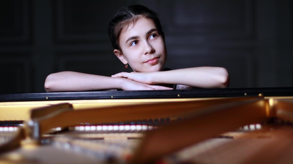 Alexandra Dovgan.