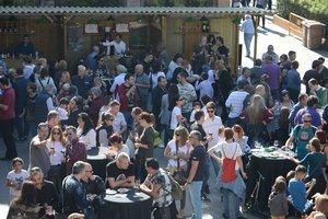 La Feria del Vino de Rubí.