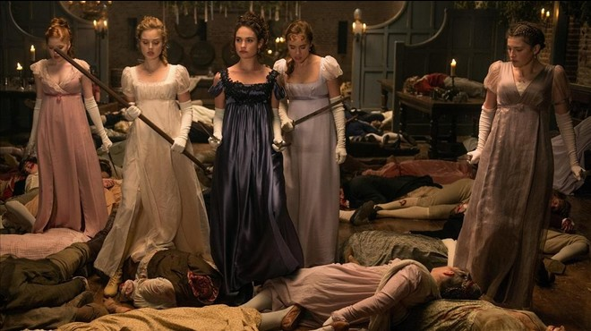 Aquelarre zombi con Jane Austen