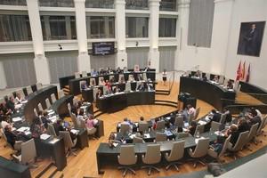 Madrid aprova els pressupostos municipals del 2018