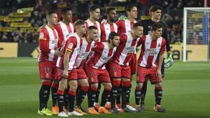 La primera vegada al Bernabéu per al Girona