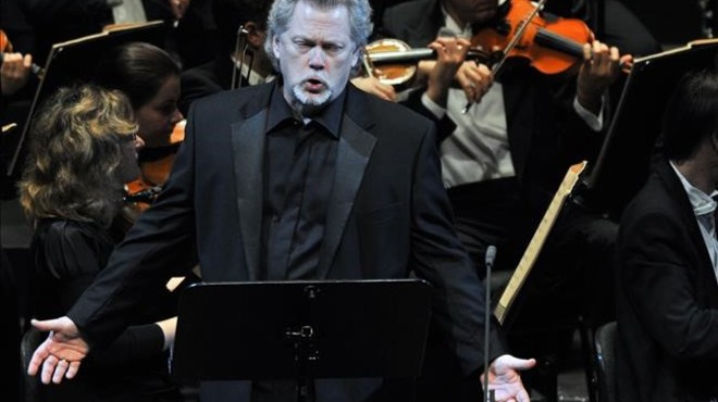 "Gregory Kunde: ""Mi carrera resurgió gracias a Rossini"""