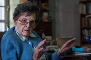 Elizabeth Hawley, en una imagen del 2014.