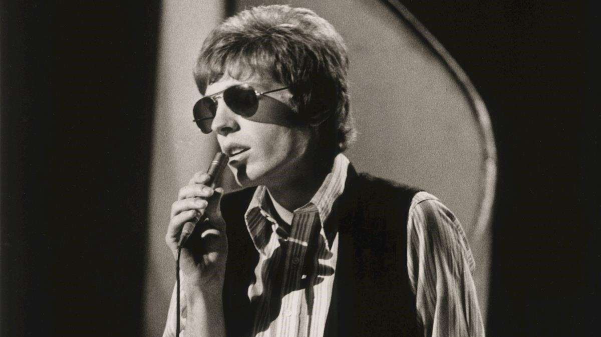 Scott Walker, en 1970.
