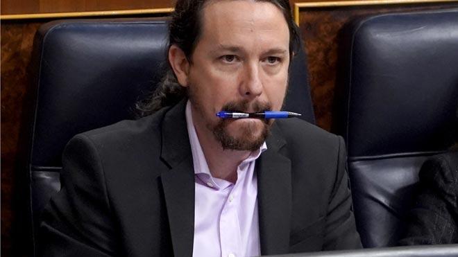 Iglesias estalla contra PP por descojonarse al hablar de niñas prostituidas.