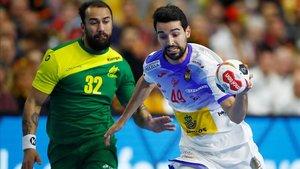 Espanya goleja el Brasil en el seu millor partit (36-24)