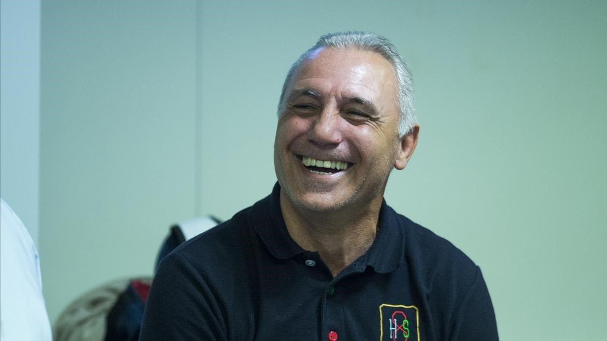 Stóitxkov: «Bulgària té dos astronautes, però només una Pilota d'Or»
