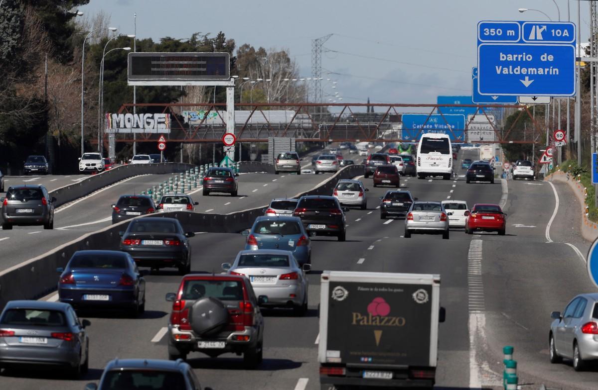 Las matriculaciones de coches gasolina despegan en Europa.