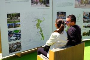 Los cornellanenses han podido saber más sobre el proyecto de remodelación de Cornellà centro en diferentes puntos de información