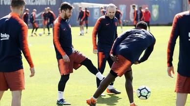 El Barça echa cuentas para ser campeón