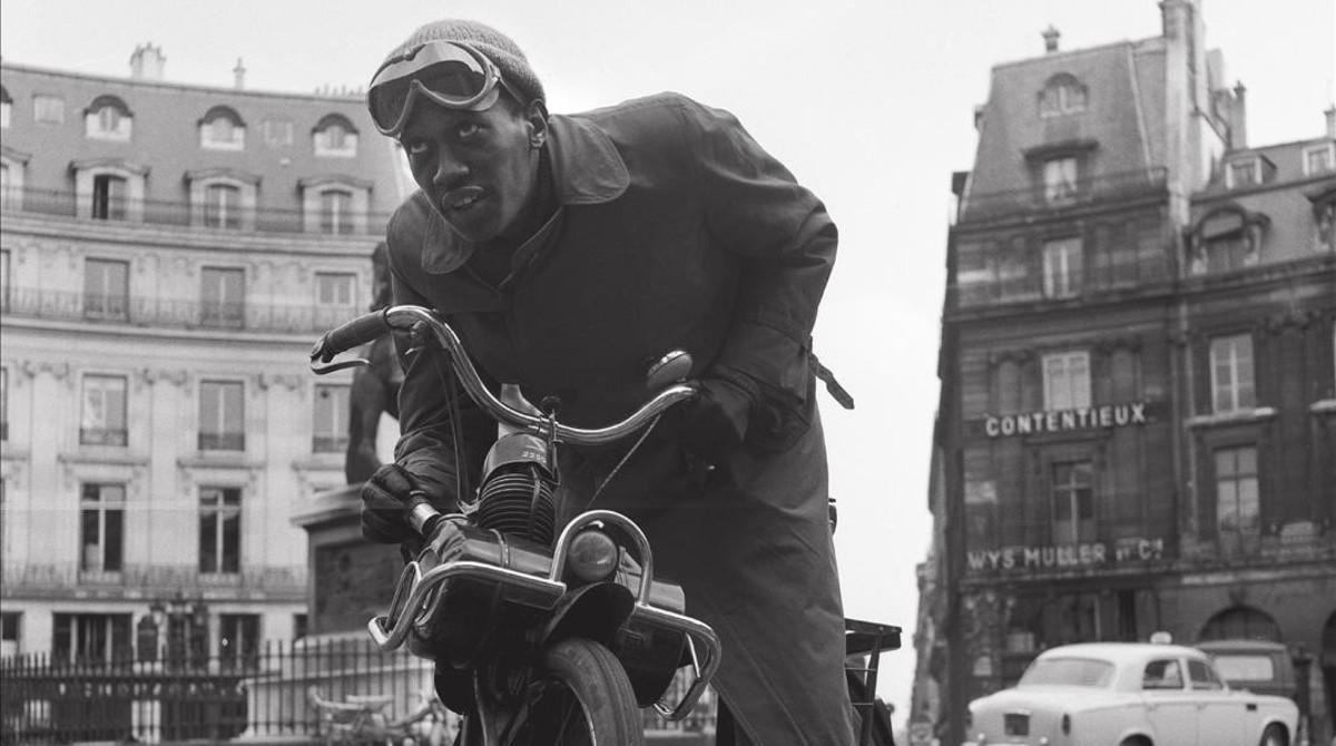 El fotógrafo con alma de 'jazzman'