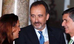 Manuel Marchena, en una entrega de premios el pasado 15 de noviembre.