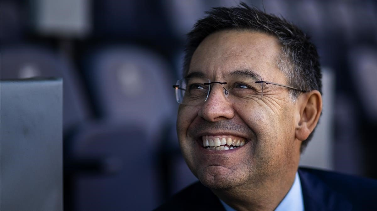 Bartomeu: «Estem preparant l'era post-Messi»