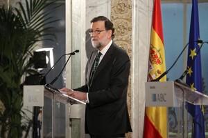 Rajoy espera que la legislatura no peligre y que Rivera cumpla como socio