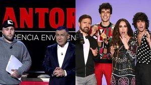 Telecinco gana noviembre por 27º mes consecutivo, pero Antena 3 resiste como líder del prime time