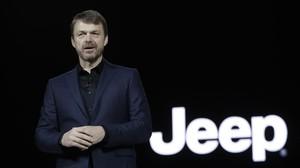 Mike Manley, nuevo presidente de Fiat.
