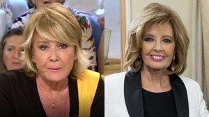 """Mila Ximénez responde a María Teresa Campos: """"En tus corrillos hacíais más daño que en 'Sálvame'"""""""