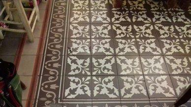 Rastreadores de mosaicos en Barcelona