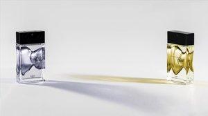 El creador francés presenta sus nuevos perfumes: Peau de Nuit Infinie y Peau de Lumiére Magique.