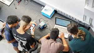 Creació d'ocupació juvenil a través del reaprofitament tecnològic