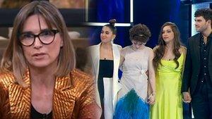 Les pulles de Noemí Galera al jurat d''OT 2020' després de les nominacions: «Això no és 'Tu cara me suena'»