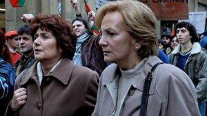 Imagen de la serie de HBO 'Patria'.