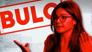 La periodista Clara Jiménez Cruz en un vídeo-manual de Maldito Bulo