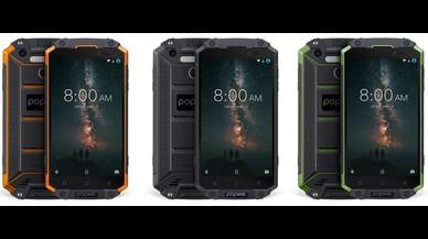 La compañía tecnológica Poptel pone en el mercado su 'smartphone' P9000 Max