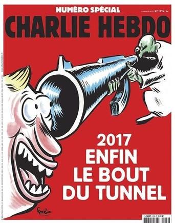 Portada especial en el segundo aniversario del atentado contra 'Charlie Hebdo'.