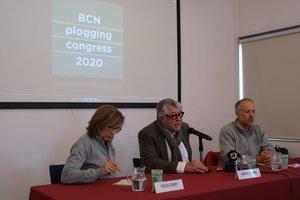 Presentación del primer 'Congreso Internacional de Plogging'.