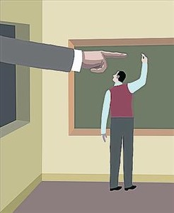 La responsabilitat dels docents